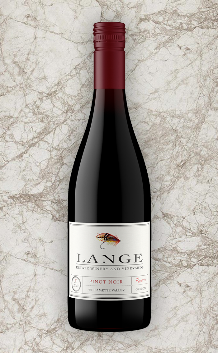 Lange Estate Reserve + Cuvée Wines