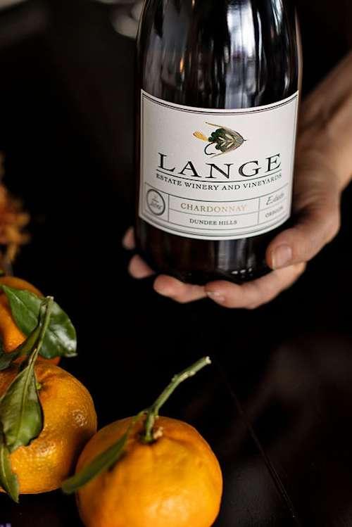Wine and Oranges