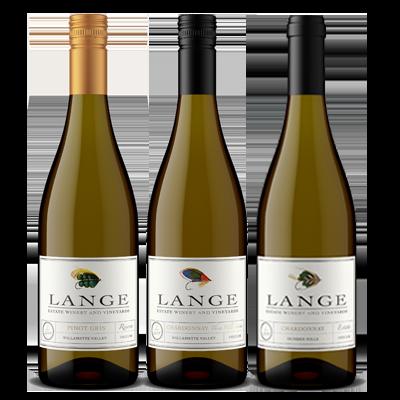 White Wines Trio