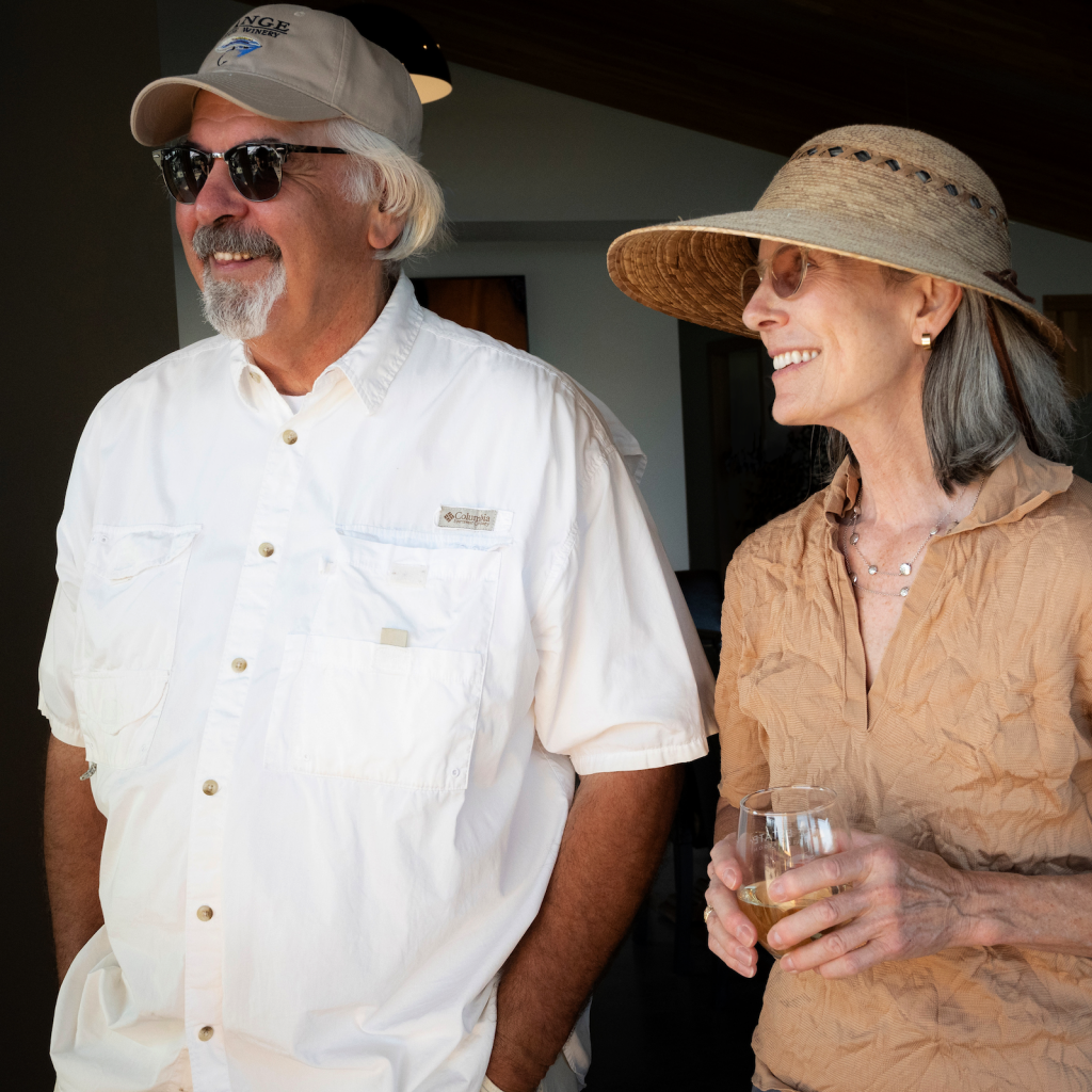 Don and Wendy Lange