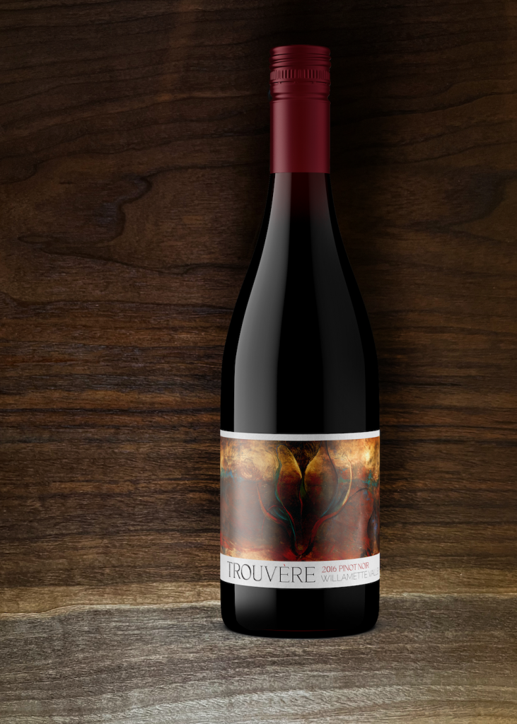 Trouvere Pinot Noir 2016